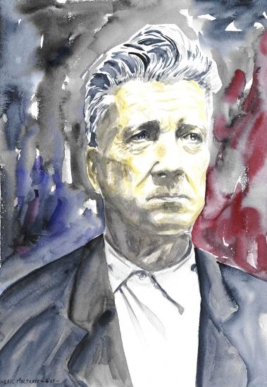 David Lynch par emalterre
